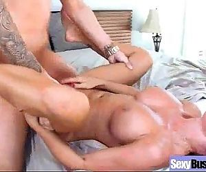 Big Boobs Housewife In Hardcore Sex Scene clip-22