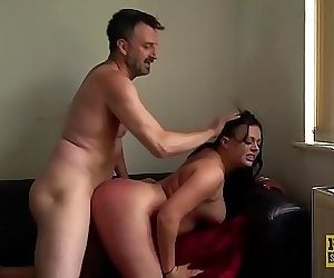 Cum eating subslut Catalia Valentine dicked roughly 11 min HD+