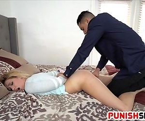 Sierra Nicole wants to be fucked strong by her man
