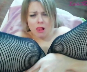 Young MOMMY got a portion of SPERM in her PUSSY