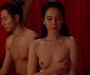 송지효 Sex Scene