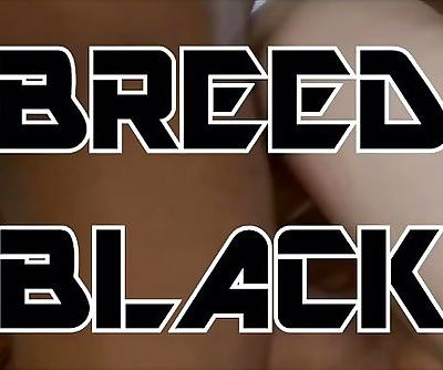 NO CONDOMS, BREED BLACK - BBC PMV