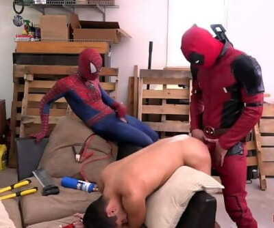 Spidey and Deadpool go to Town on Ty Micthells Ass RAW!!!