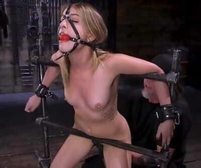 Kristen Scott Bondage