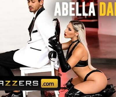 Free Premium Video Brazzers - Latex Bubble Butt Abella Danger Takes Huge Dick