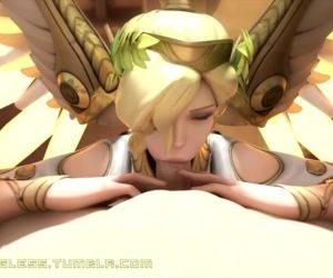Overwatch Mercy New Thang