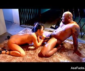 Asa Akira Loves Mr. Marcus