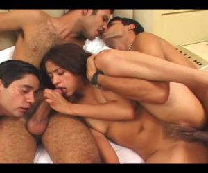 Bi Group Sex Club 4 - Scene 3