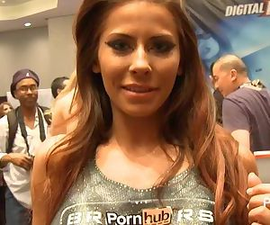 PornhubTV Madison Ivy Interview..