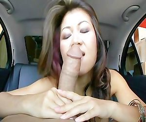 BACK SEAT FUCKS 4 - Scene 7