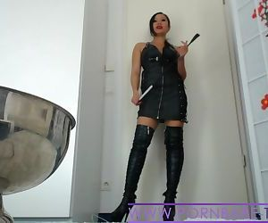 Asian Mistress PornbabeTyra hard..