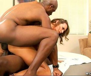 Interracial DP..