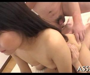 Asian cowgirl with..