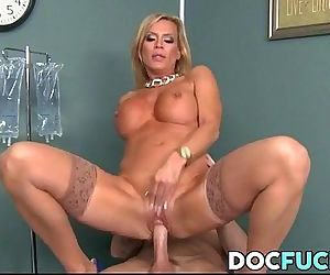 Amber Lynn and Doc Fuck