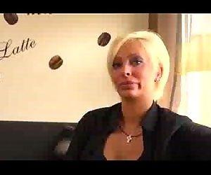 Sexy Blonde MILF..
