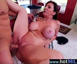 Superb Milf Like And Enjoy Sex..