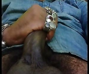 Black Cock Juicy Male Slave Whore..