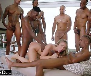BLACKED Lena Paul..