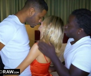 BLACKEDRAW Blonde GF Craves BBCs