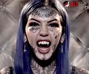 HO HUNTERS - Tattooed Ghost Amber..
