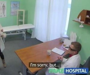 Fake Hospital Doctor Denies..