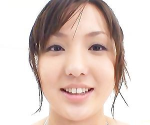 Japanese Teen Gives A Fantastic Blowjob With Perfect Cum In Mouth Finish