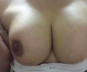 Ankita Having boobs massage from his stepbrother 10 min HD