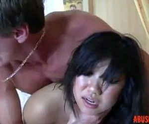 Cute Asian Getting a Rough Creampie, Free Porn: xHamster - abuserporn.com - 5 min