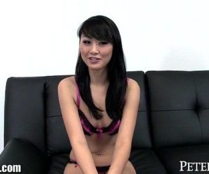 Sexy Chinese Teen POV Blowjob and Cum Swallow - 11 min HD