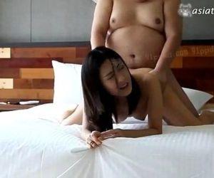 Cogiendo con una asiatica, bonus al final - 5 min