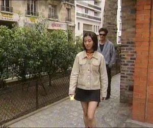 Asian Euro babe Mimi part 1 - 16 min