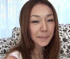 Sakura Hirota amateur babe blows a huge dick - 12 min