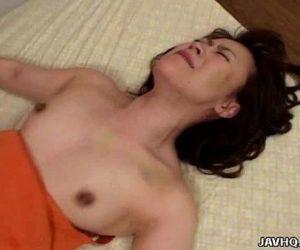 Sexy Shino Takagi Fucked With Huge Facial! - 9 min