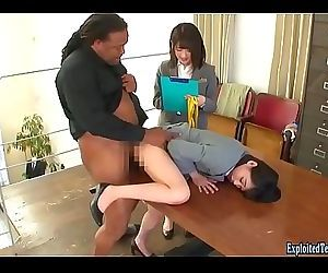 Jav Idol Yua Nanami Fucks Black Guy In Cloths Store On Table Fucks In Uniform Looks So Cute 10 min 720p