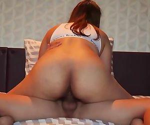 Chubby Thai Wife. Riding Fucked My Dick