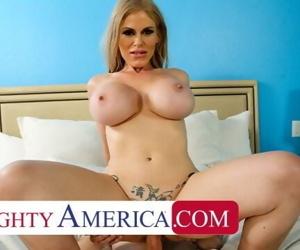 naughty america casca akashova fucks young cock
