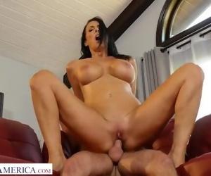 Naughty America - Mrs. Culver -reagan Foxx- needs some Young Cock