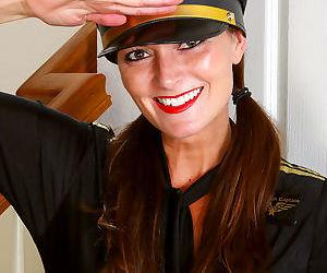 Lovely captain veronica johnson - part 1824