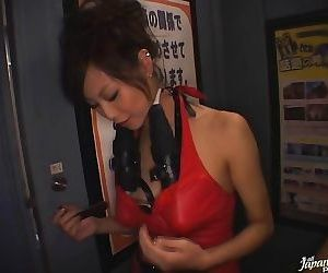Kinky jap girl fucked in public - part 2670