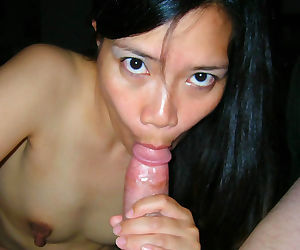 Asian gfs are posing and fucking for the camera gallery 23..