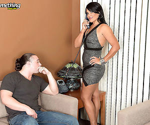 Puerto rican milf amber reiz in action - part 182