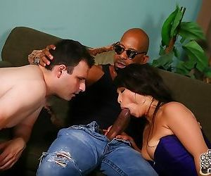 Horny mia rider prefers a bbc in anal fuck actions - part..