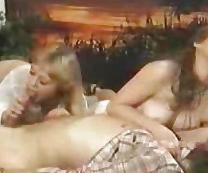Tiny Tove - Teenage orgy 1