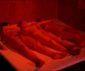 Hot Lesbians in SaunaIn The Sign Of The Gemini Sex Scene 1