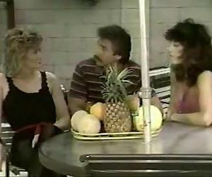 Frank James, Kari Foxx and Rachel Ashley