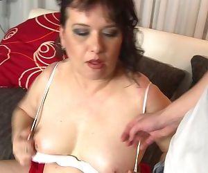 Ivanka C. - horny stylish prof MILF gets fucked