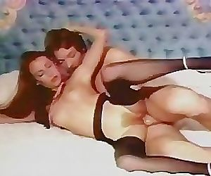 Classic 70s porn with Loni Sanders