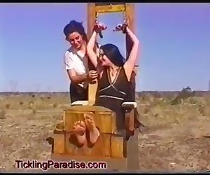 TP witch trial tickling