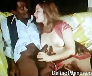 Vintage Interracial Porn -..