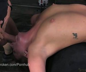 Slut next door Maddy O'Reilly Drilled by Fucking Machine